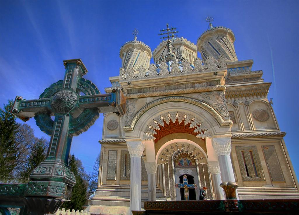 manastirea curtea de arges 2