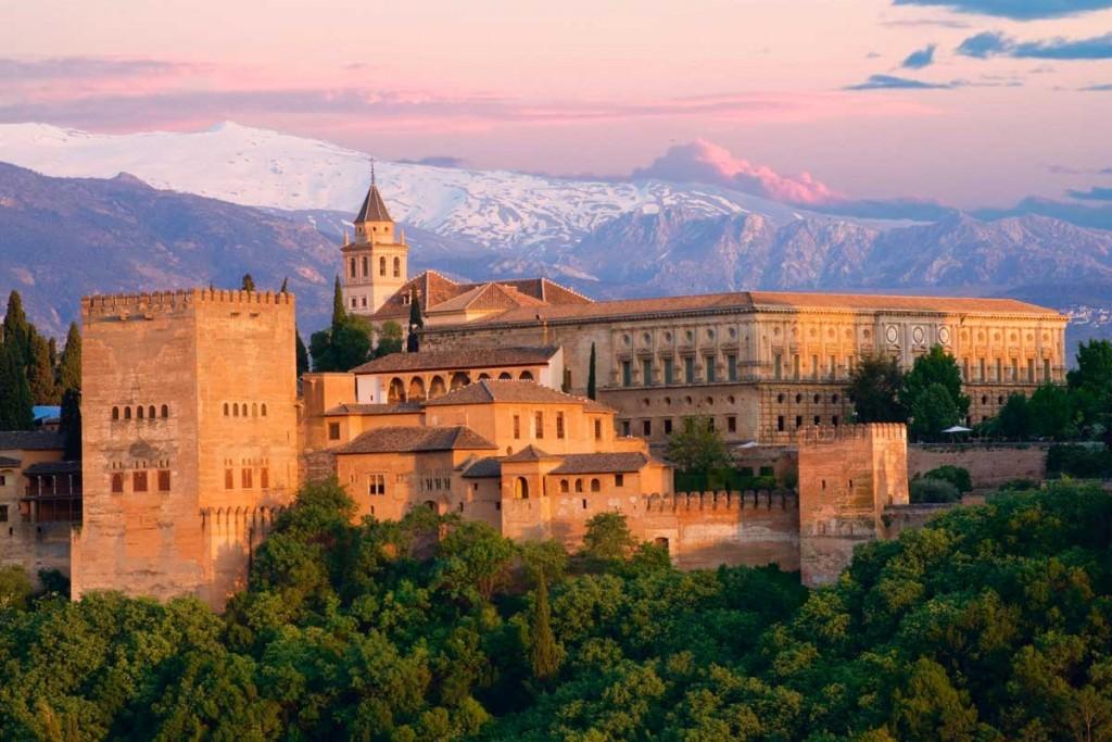 castele spania alhambra