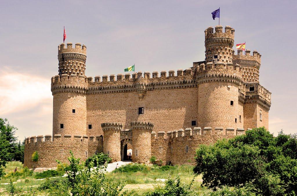 castele spania manzanares