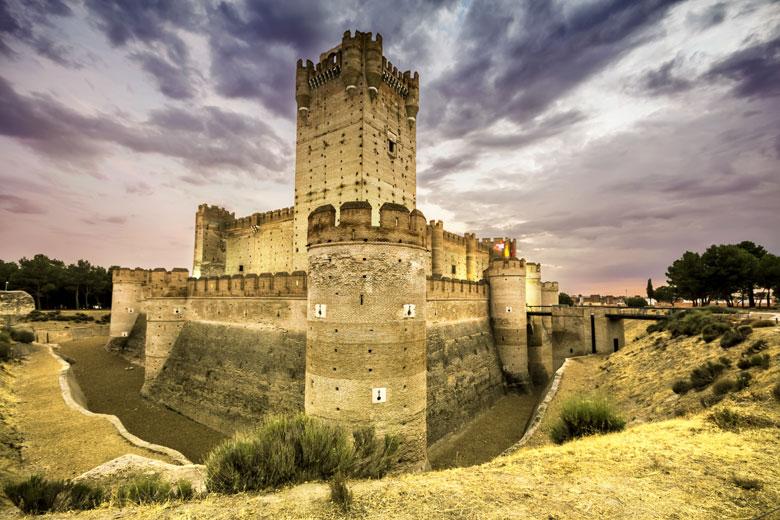 castele spania mota