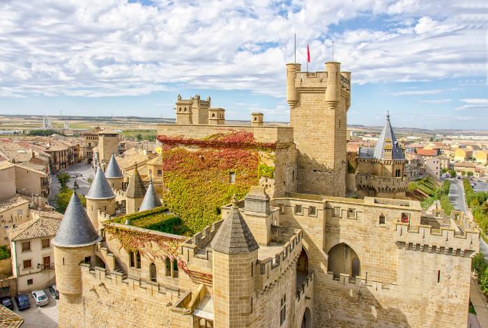 castele spania olite