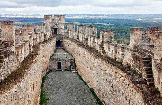 castele spania penafiel