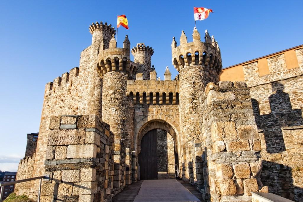 castele spania ponferrada