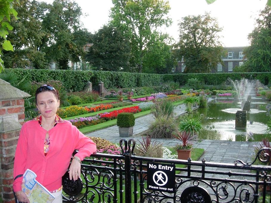 londra kesington garden