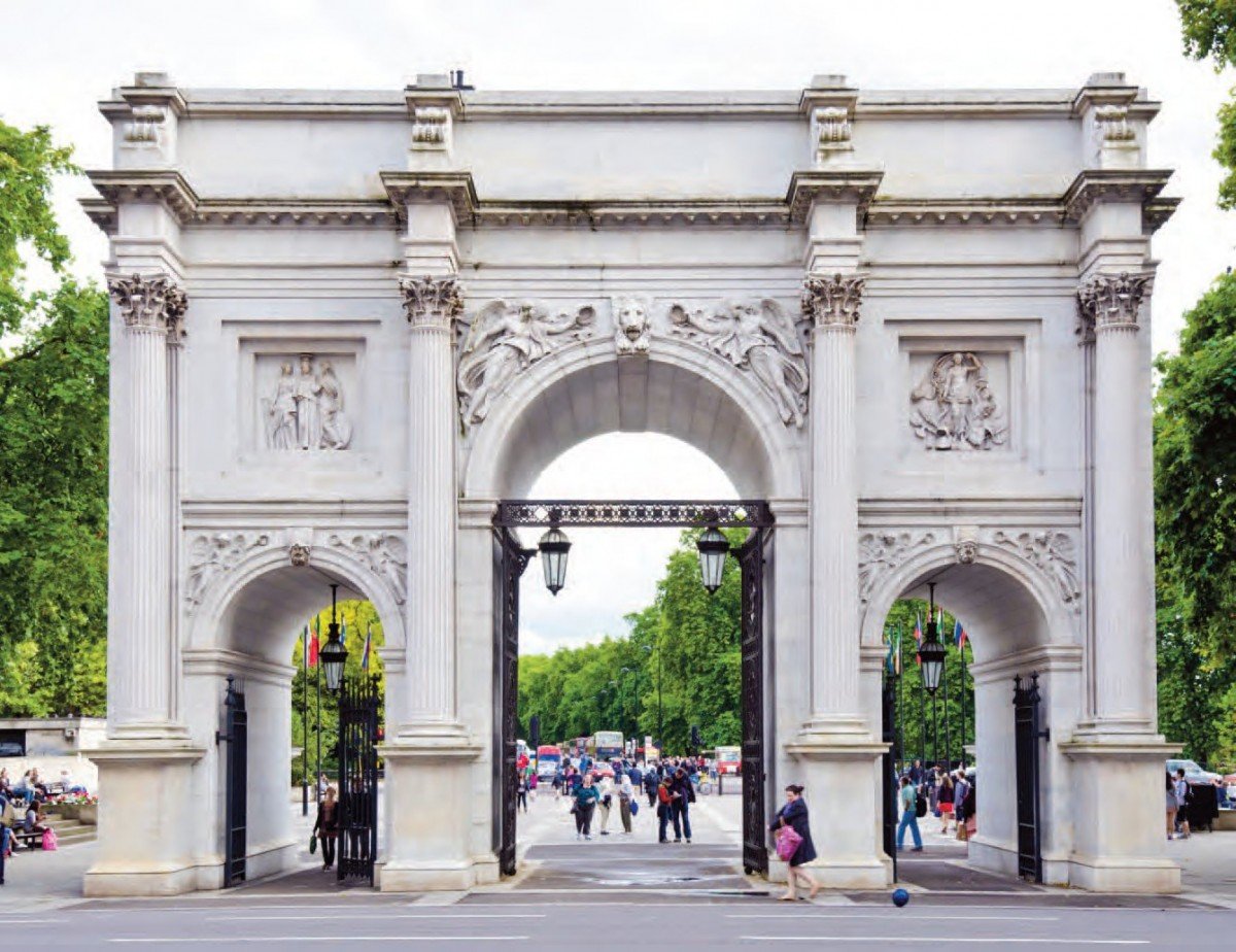 londra marble arch