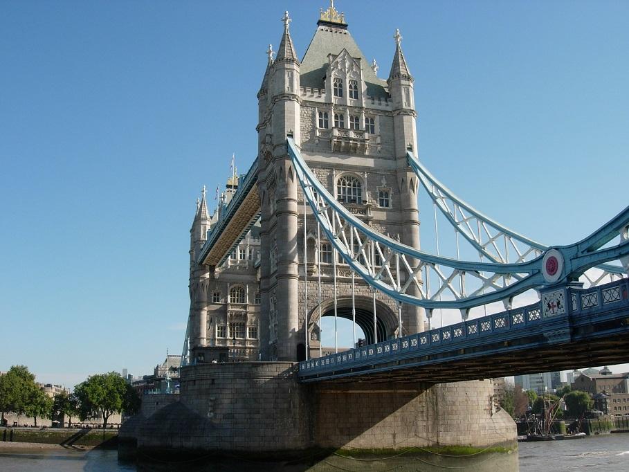 londra tower bridge 1