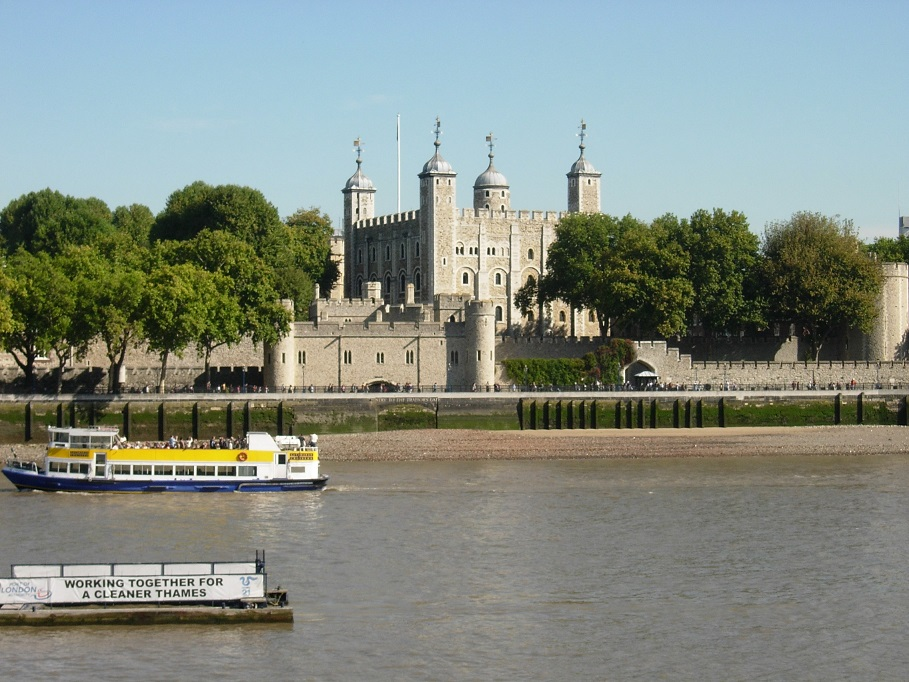 londra tower london