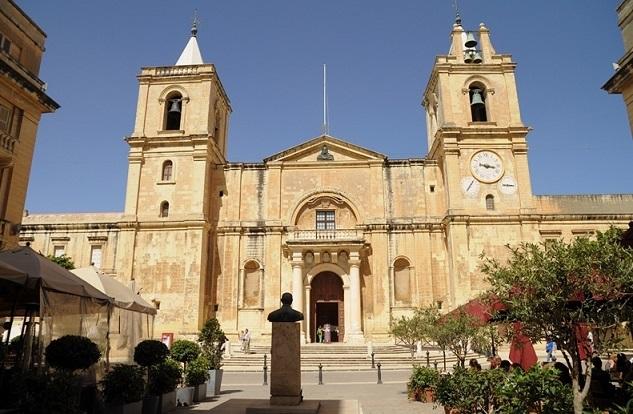 malta st john cathedral