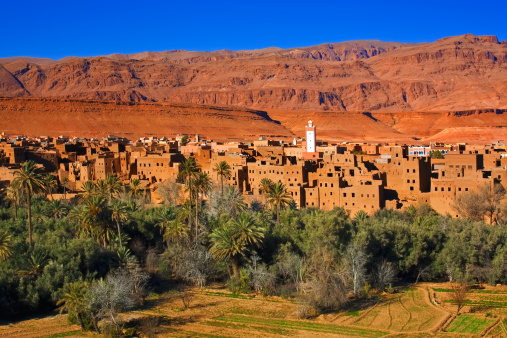 Region of Ouarzazate, Tineghir