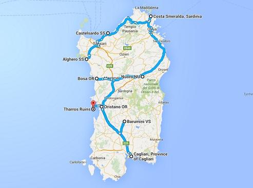 O Saptamana In Sardinia Lux Si Legenda Travelsmartinfo Ro