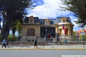 PUNTA ARENAS - MUSEO DE LA MAGALLANES