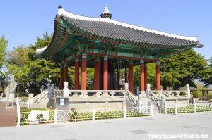 Yongdusan park - Citizens Bell