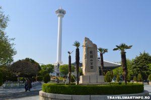 Yongdusan park - Busan Tower