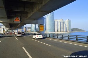 Busan - highway to Centum