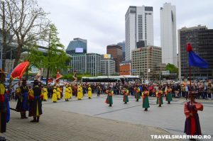 SEOUL - changing guards