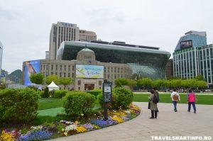 SEOUL - city center