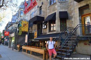 Montreal - cartierul latin