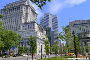 Montreal - Piata Dorchester