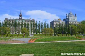 Montreal - Champs de Mars