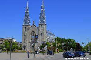 OTTAWA - Catedrala Notre Dame