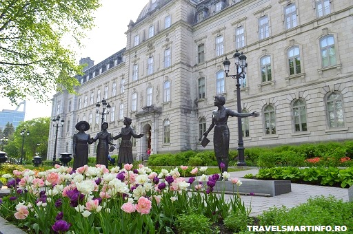 QUEBEC CITY - Parlament