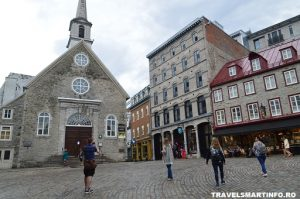 QUEBEC CITY - Place Royale