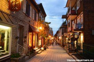 QUEBEC CITY - Rue du Petit Champlain