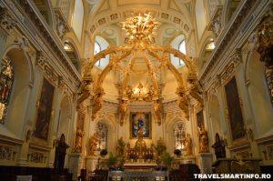 QUEBEC CITY - Basilica Notre Dame