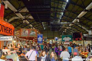 TORONTO - St Lawrence market