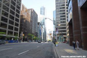 TORONTO - University street