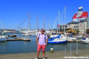 Gothenburg - portul turistic