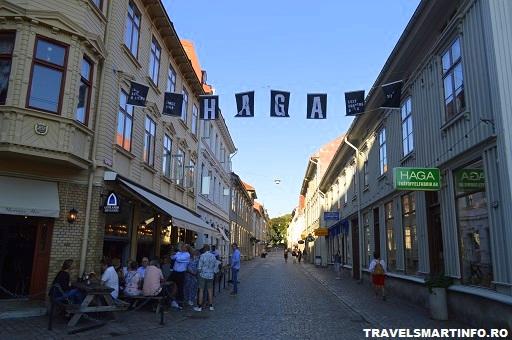 Gothenburg - Haga