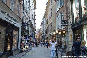 Stockholm - Gamla Stan streets