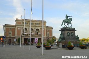 Stockholm - Opera Nationala