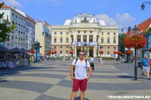 Bratislava - Teatrul National