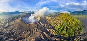 JAVA - vulcanul Bromo