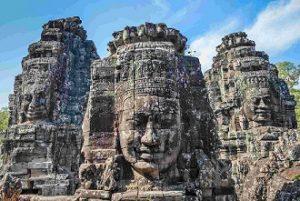 CAMBODGIA - Templul Ta Prohm