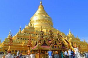 MYANMAR - Shwezigon Pagoda