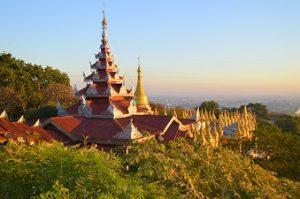 MYANMAR - Pagoda Sutaungpyei