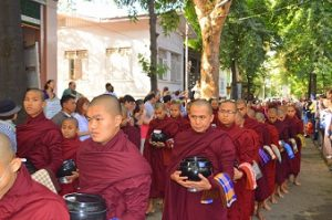 MYANMAR - Mahagandayon Monastery
