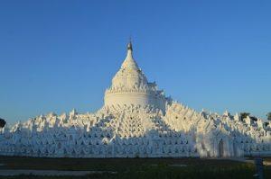 MYANMAR - Hsinbyume Pagoda