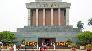 VIETNAM - MAUSOLEUL HO CHI MINH