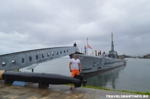 PEARL HARBOUR - USS Bowfin Submarine