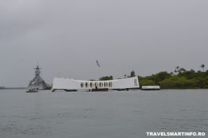 PEARL HARBOUR - USS ARIZONA