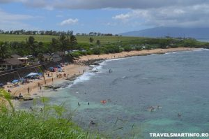 MAUI - Ho'okipa beach