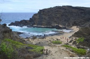 OAHU - Halona Beach Cove