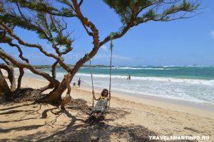 OAHU - Malaekahana beach