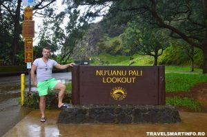 OAHU - Nu'uanu Pali Lookout