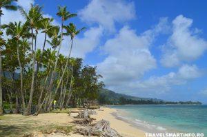 OAHU - PUNALUU BEACH