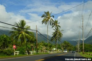 OAHU - scenic roads